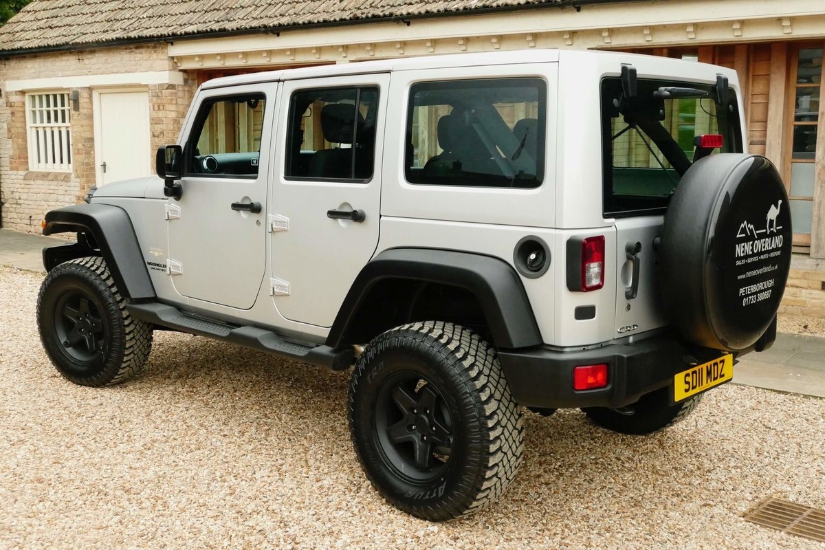 2011 JEEP WRANGLER 2.8TDI WILD A E V Edition Sahara For Sale (picture 4 of 5)
