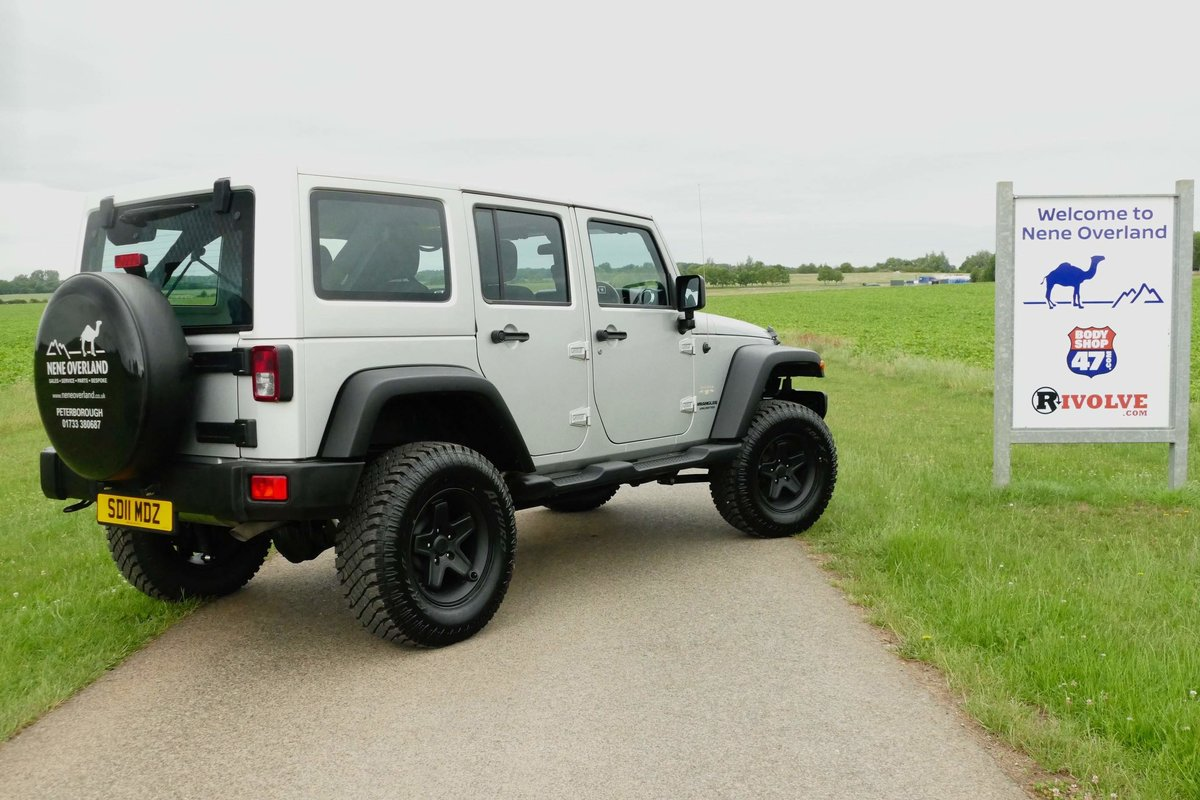 2011 JEEP WRANGLER 2.8TDI WILD A E V Edition Sahara For Sale (picture 5 of 5)