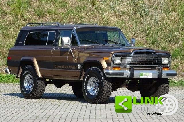 1981 JEEP - Cherokee CHIEF For Sale (picture 1 of 6)