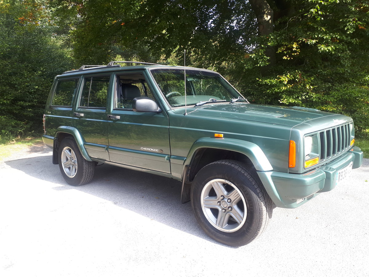 Jeep cherokee orvis 2.5 td 84k miles 2000 For Sale (picture 1 of 6)