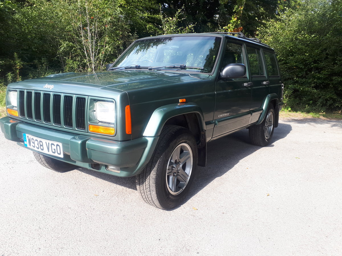Jeep cherokee orvis 2.5 td 84k miles 2000 For Sale (picture 3 of 6)