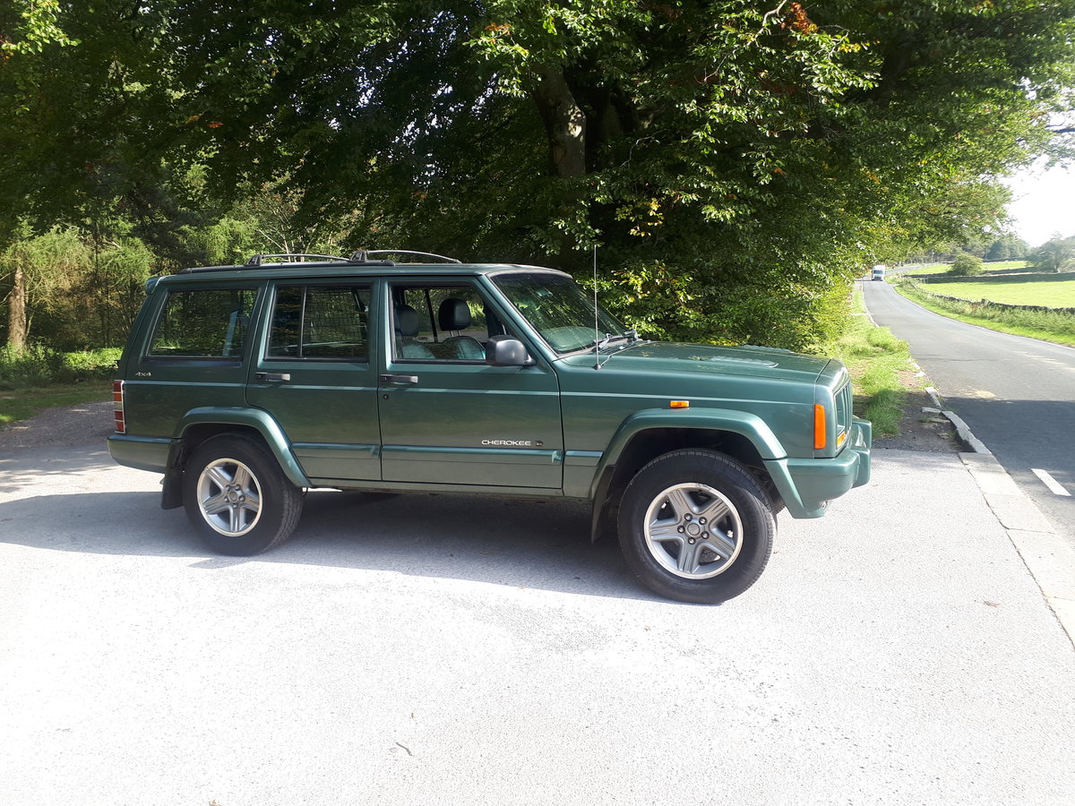 Jeep cherokee orvis 2.5 td 84k miles 2000 For Sale (picture 4 of 6)