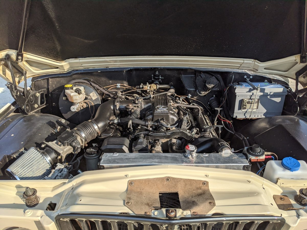 1971 Jeep Gladiator RHD Lexus v8 For Sale (picture 5 of 6)