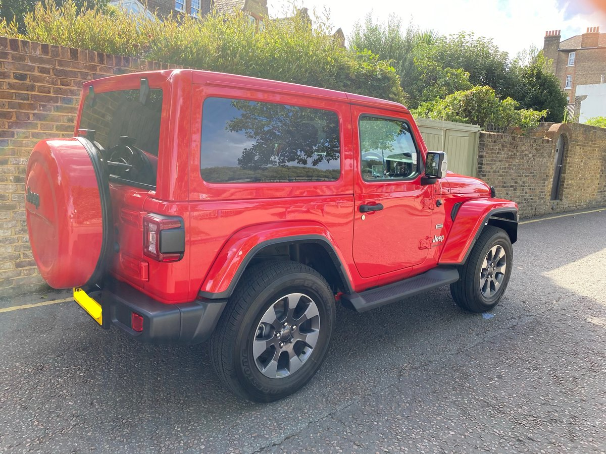 Save over £10k Jeep Wrangler 2020 Auto Overland For Sale (picture 2 of 6)