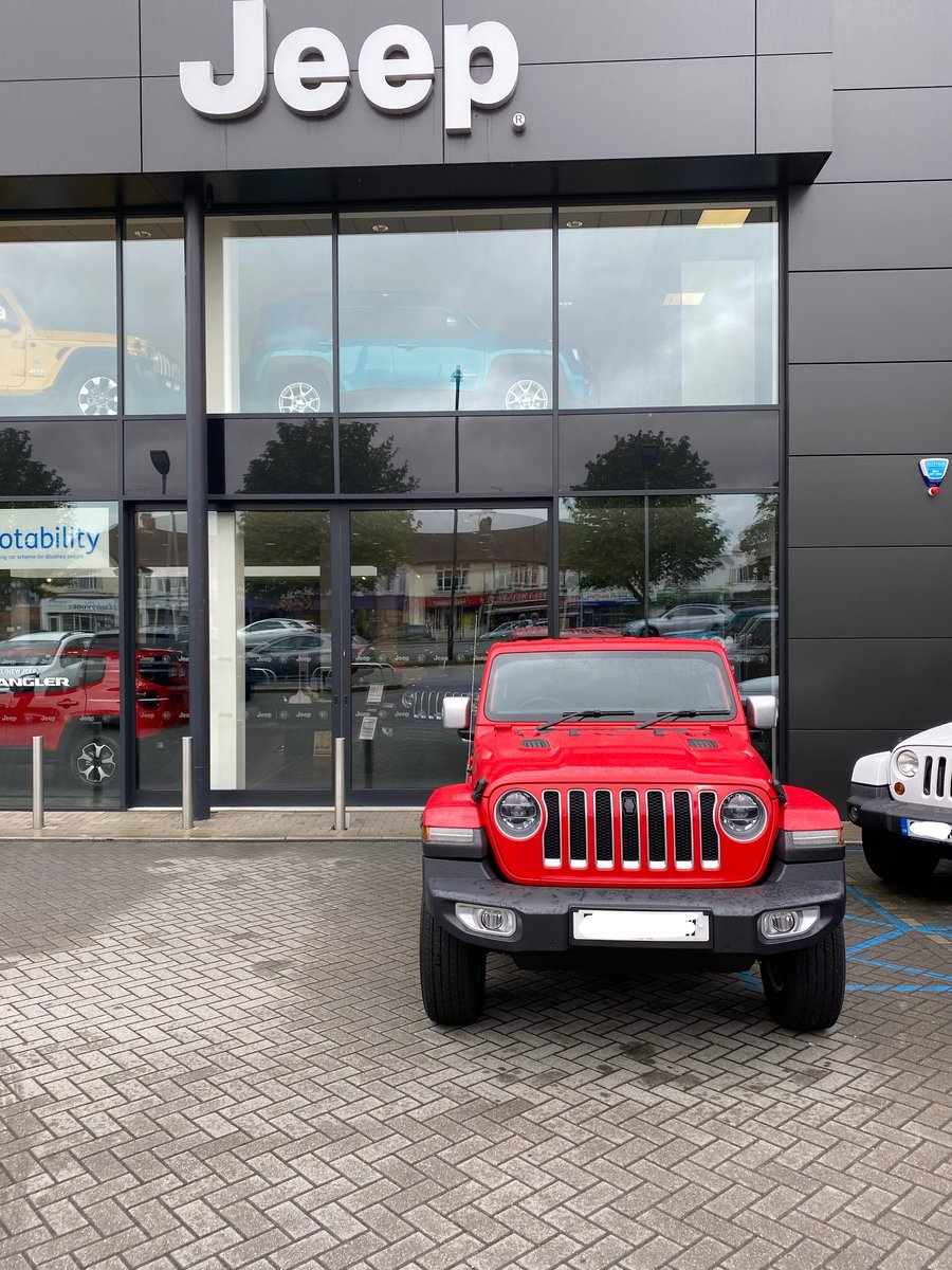 Save over £10k Jeep Wrangler 2020 Auto Overland For Sale (picture 4 of 6)