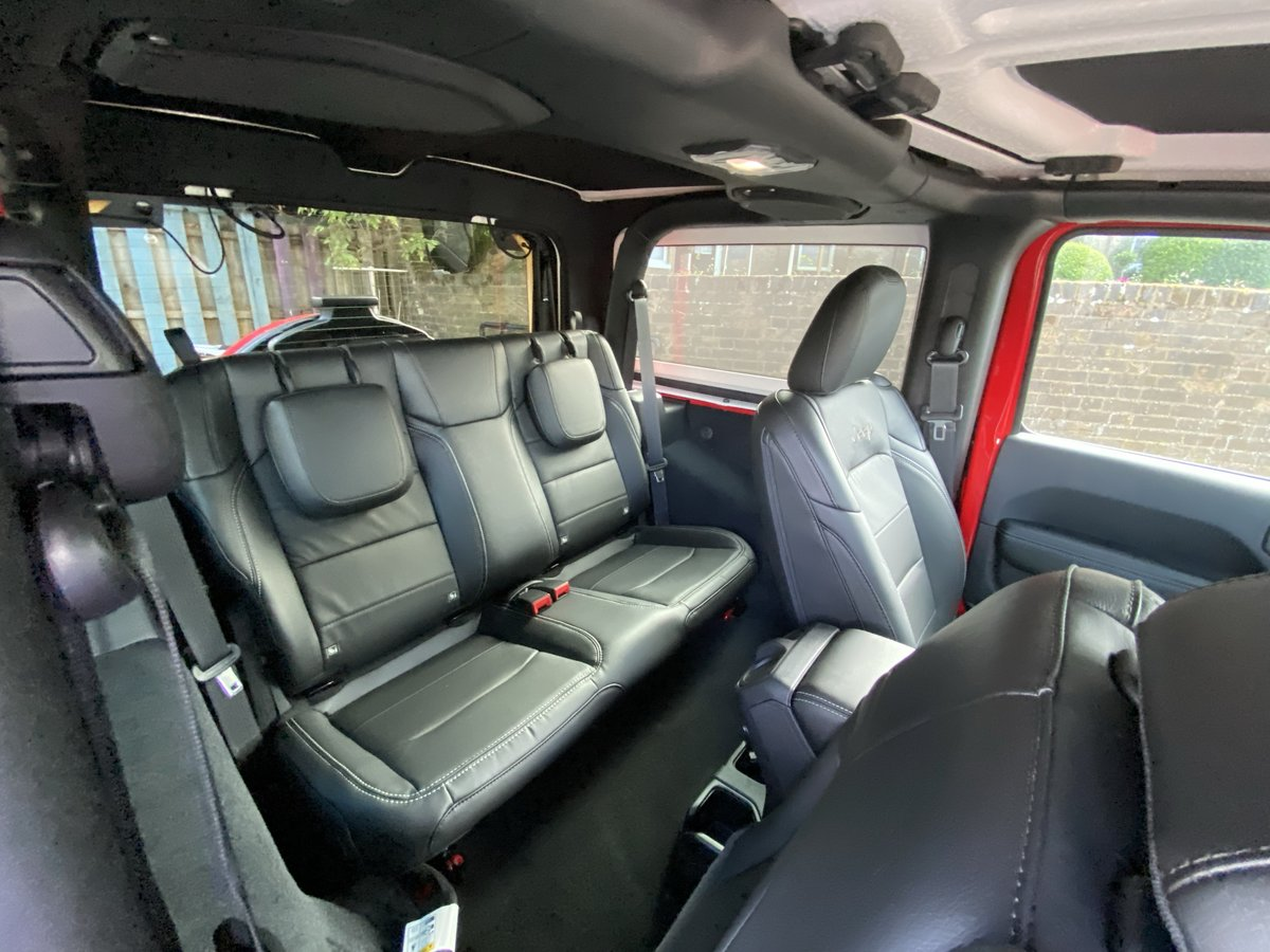 Save over £10k Jeep Wrangler 2020 Auto Overland For Sale (picture 6 of 6)