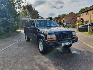 1999 Jeep grand cherokee limited v6 one owner