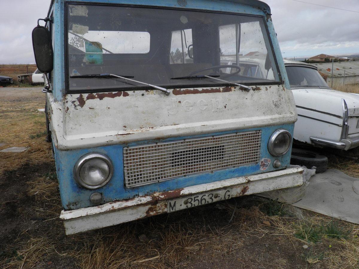 1978 jeep- viasa duplex campeador For Sale (picture 1 of 6)
