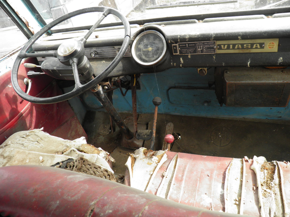 1978 jeep- viasa duplex campeador For Sale (picture 4 of 6)