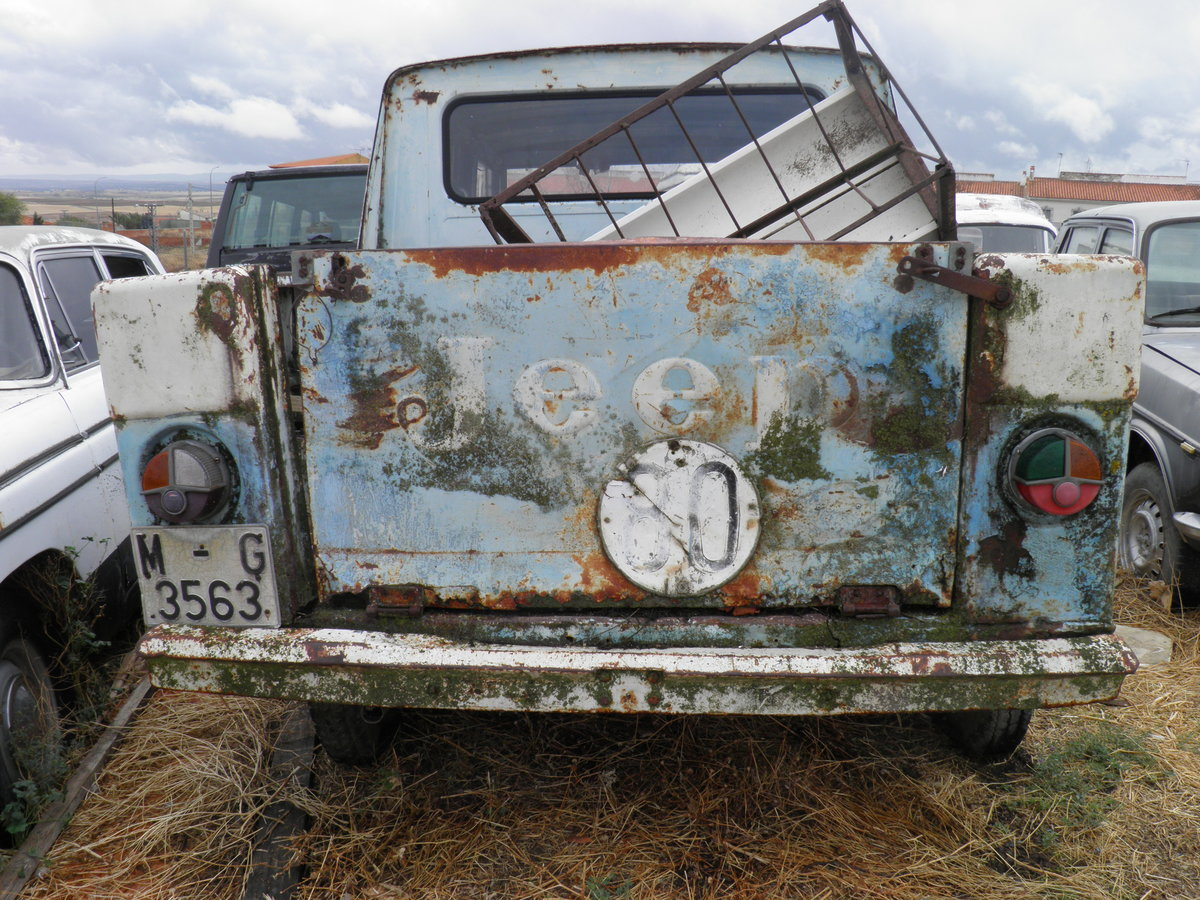 1978 jeep- viasa duplex campeador For Sale (picture 5 of 6)