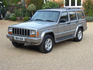 Picture of 2000 Jeep Cherokee XJ 4.0 Low Mileage SOLD SIMILAR REQUIRED SOLD