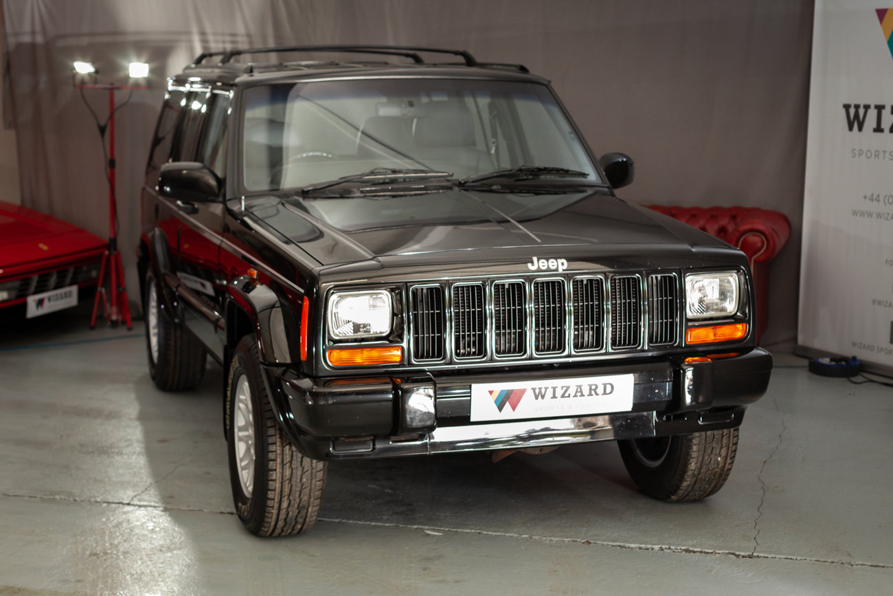 1997 Jeep Cherokee XJ 4.0 Limited  For Sale (picture 2 of 23)