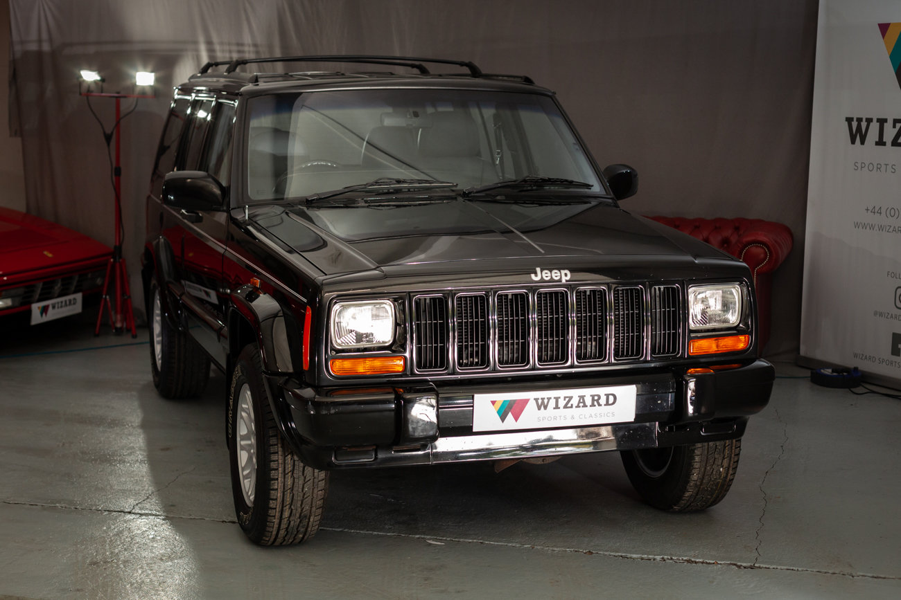 1997 Jeep Cherokee XJ 4.0 Limited  For Sale (picture 3 of 23)