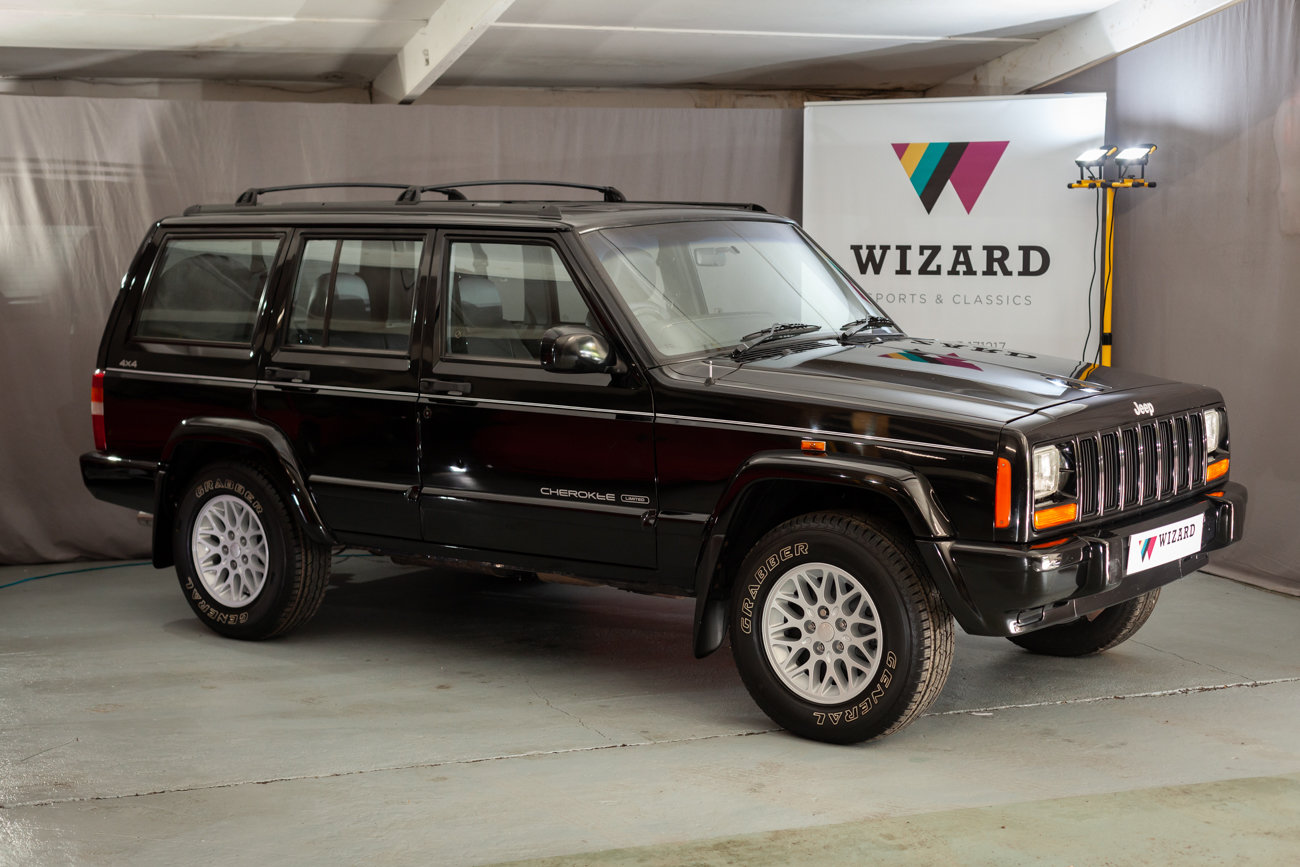 1997 Jeep Cherokee XJ 4.0 Limited  For Sale (picture 4 of 23)