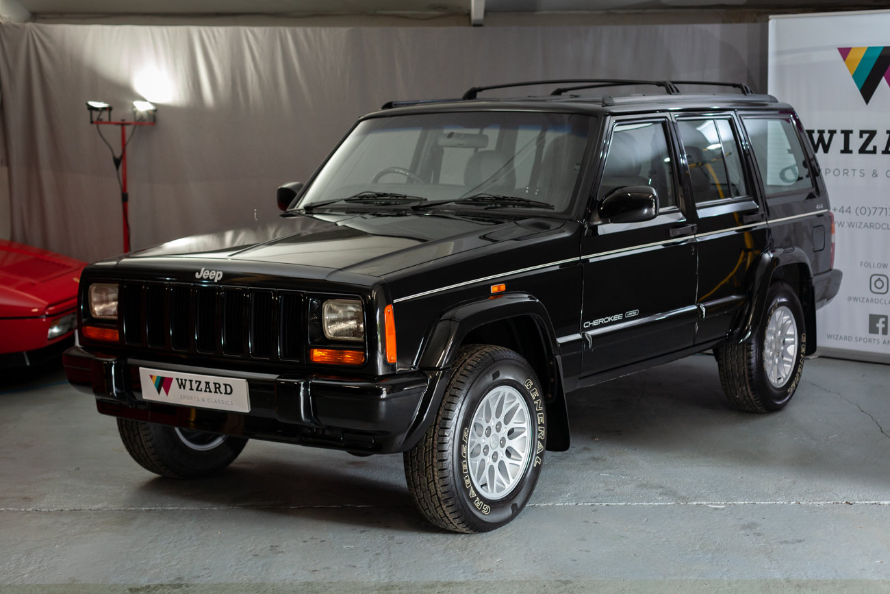 1997 Jeep Cherokee XJ 4.0 Limited  For Sale (picture 9 of 23)
