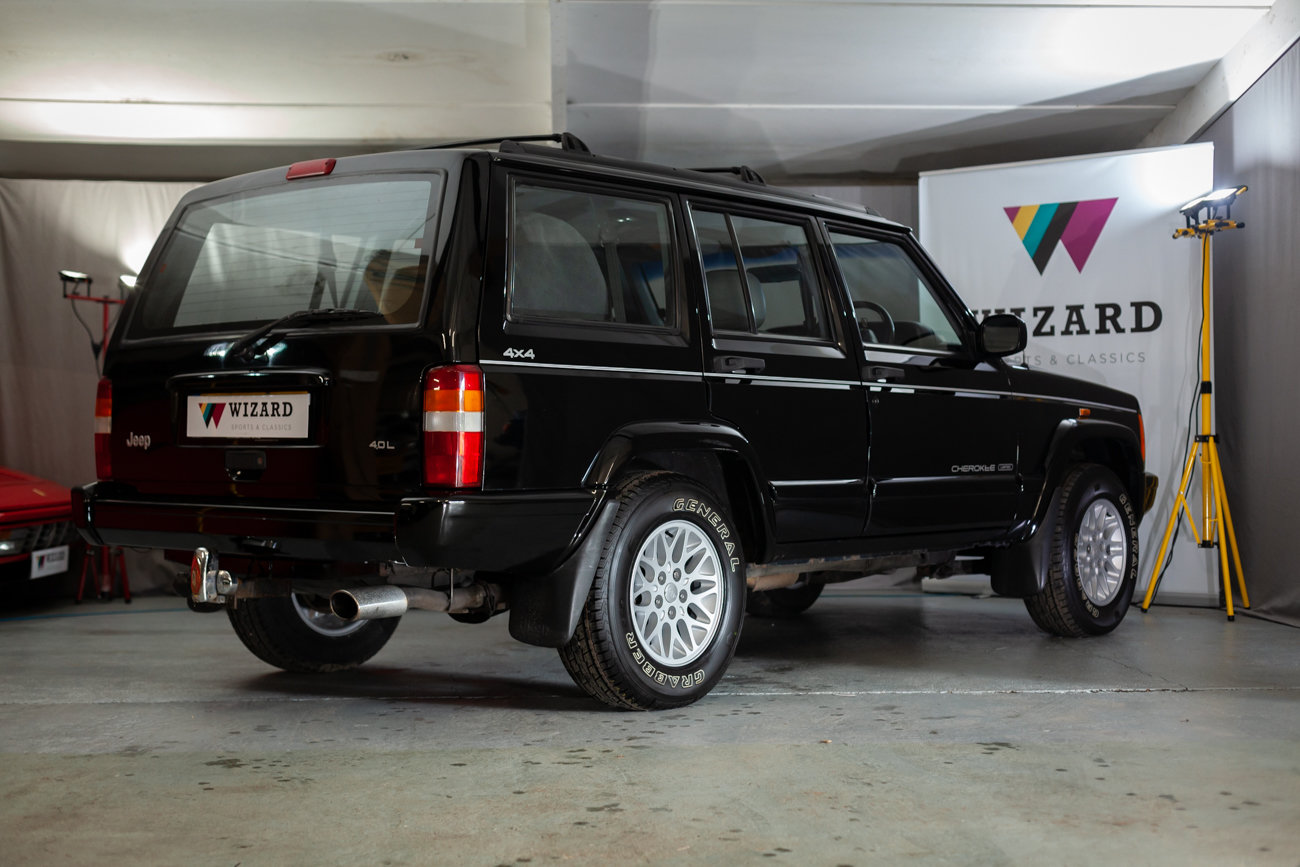 1997 Jeep Cherokee XJ 4.0 Limited  For Sale (picture 11 of 23)