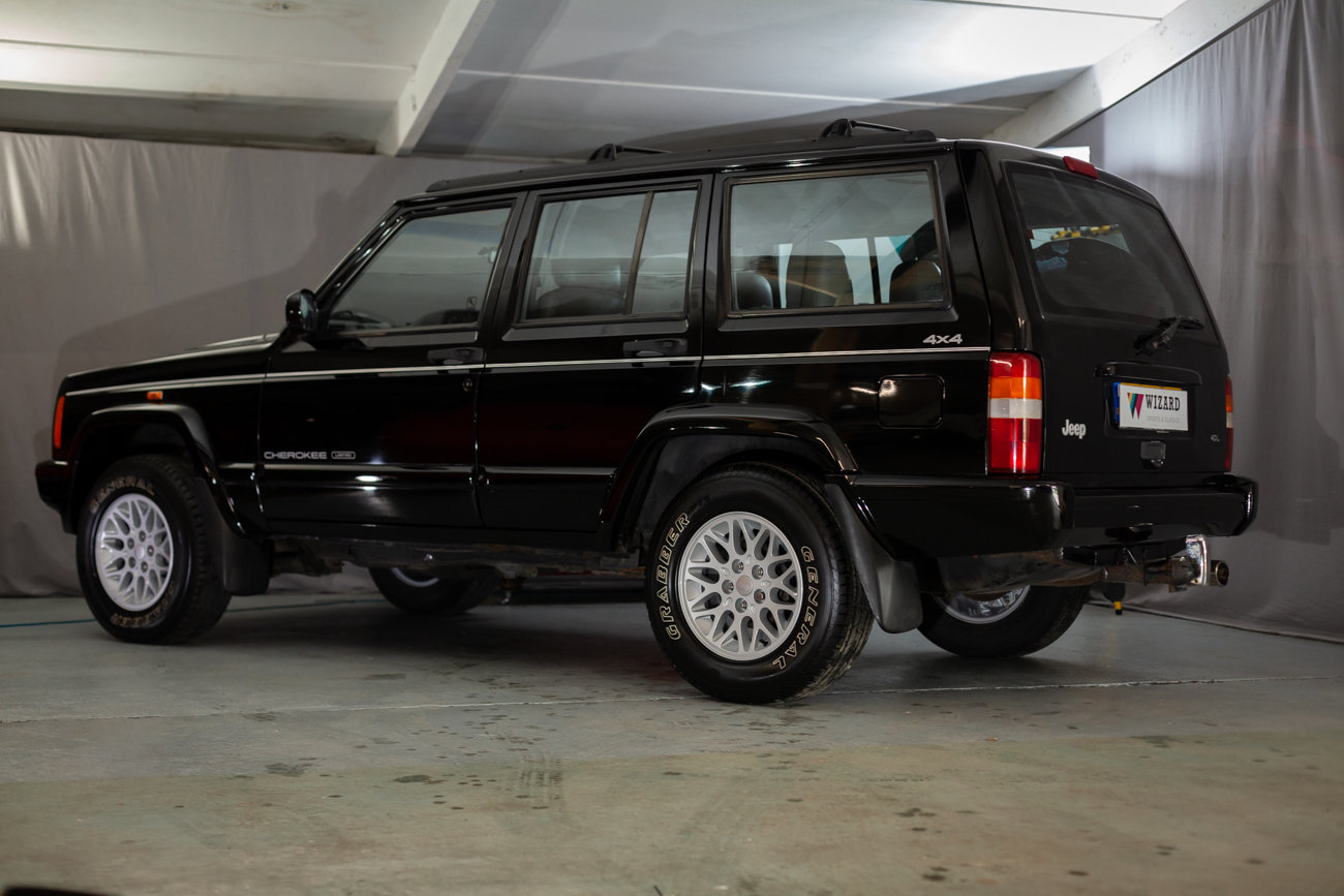 1997 Jeep Cherokee XJ 4.0 Limited  For Sale (picture 14 of 23)