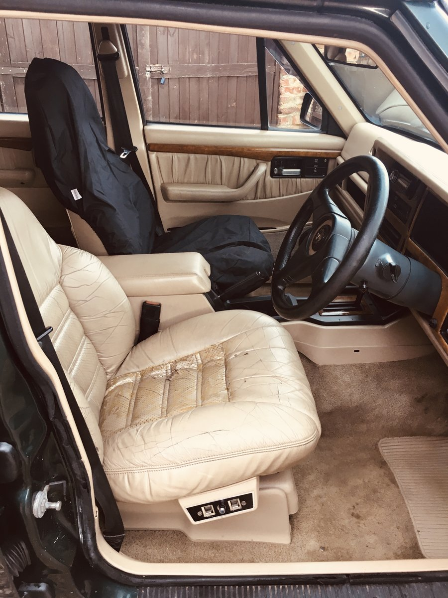 1994 Great Honest Jeep Cherokee XJ 4.0L with LPG For Sale (picture 5 of 6)