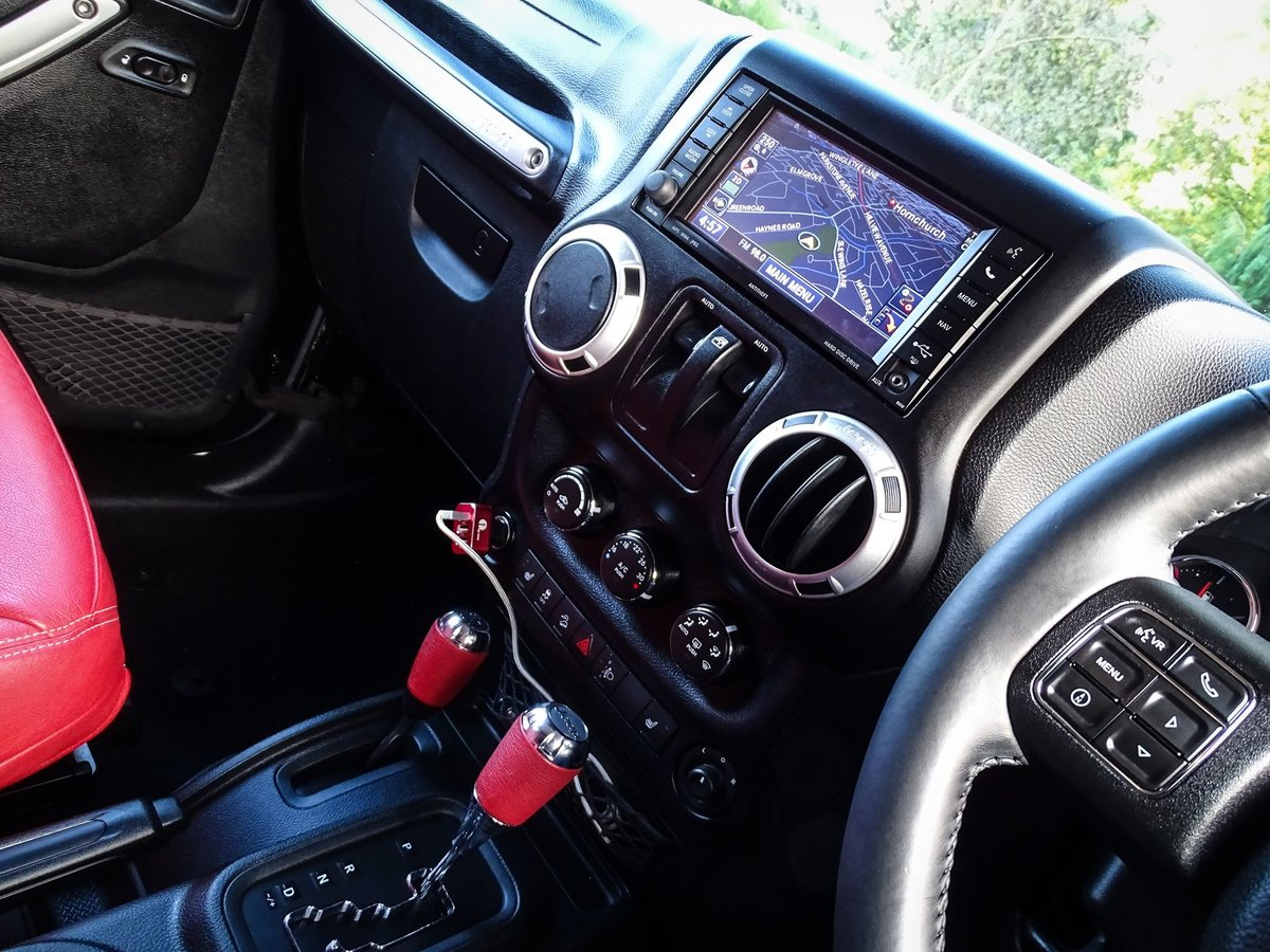 2015 JEEP WRANGLER SOLD (picture 6 of 20)