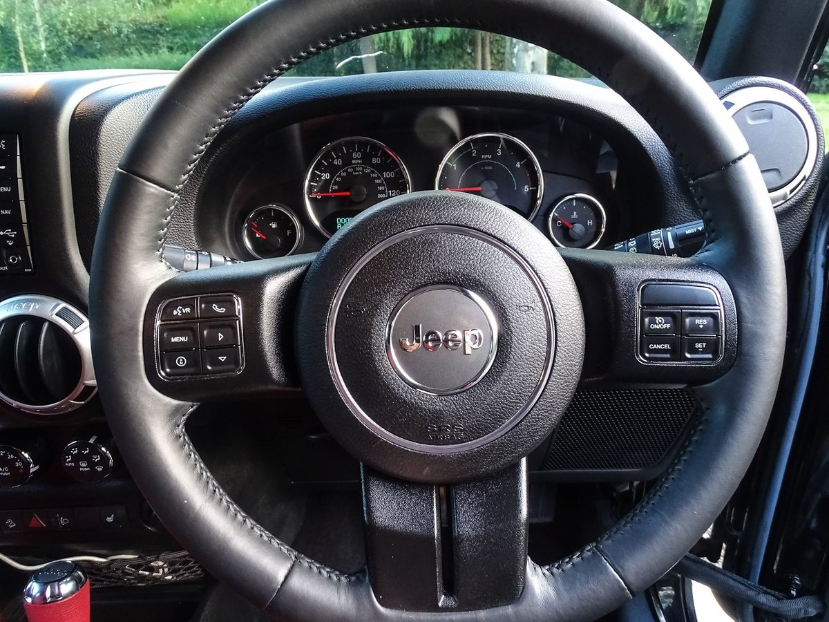 2015 JEEP WRANGLER SOLD (picture 7 of 20)