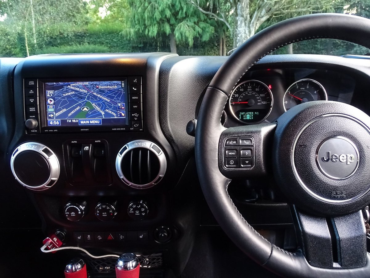 2015 JEEP WRANGLER SOLD (picture 8 of 20)
