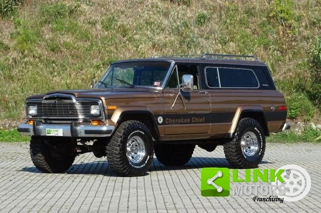 1981 JEEP - Cherokee CHIEF For Sale (picture 3 of 6)