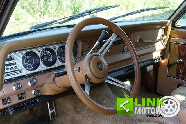 1981 JEEP - Cherokee CHIEF For Sale (picture 4 of 6)