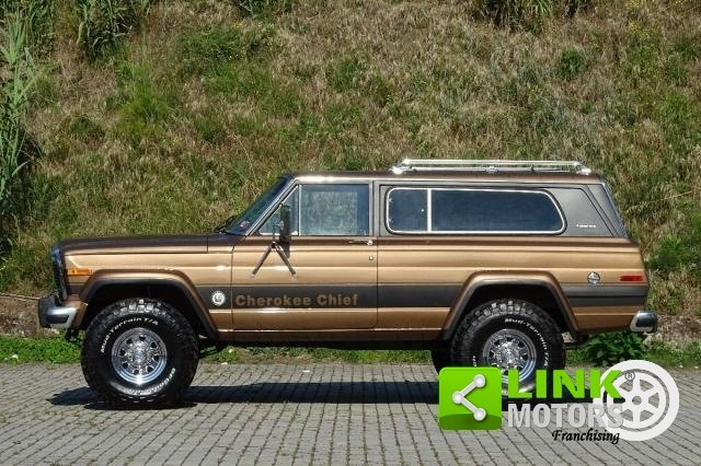 1981 JEEP - Cherokee CHIEF For Sale (picture 5 of 6)