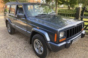 Picture of 2000 JEEP XJ CHEROKEE 60TH ANNIVERSARY LIMITED EDITION For Sale by Auction