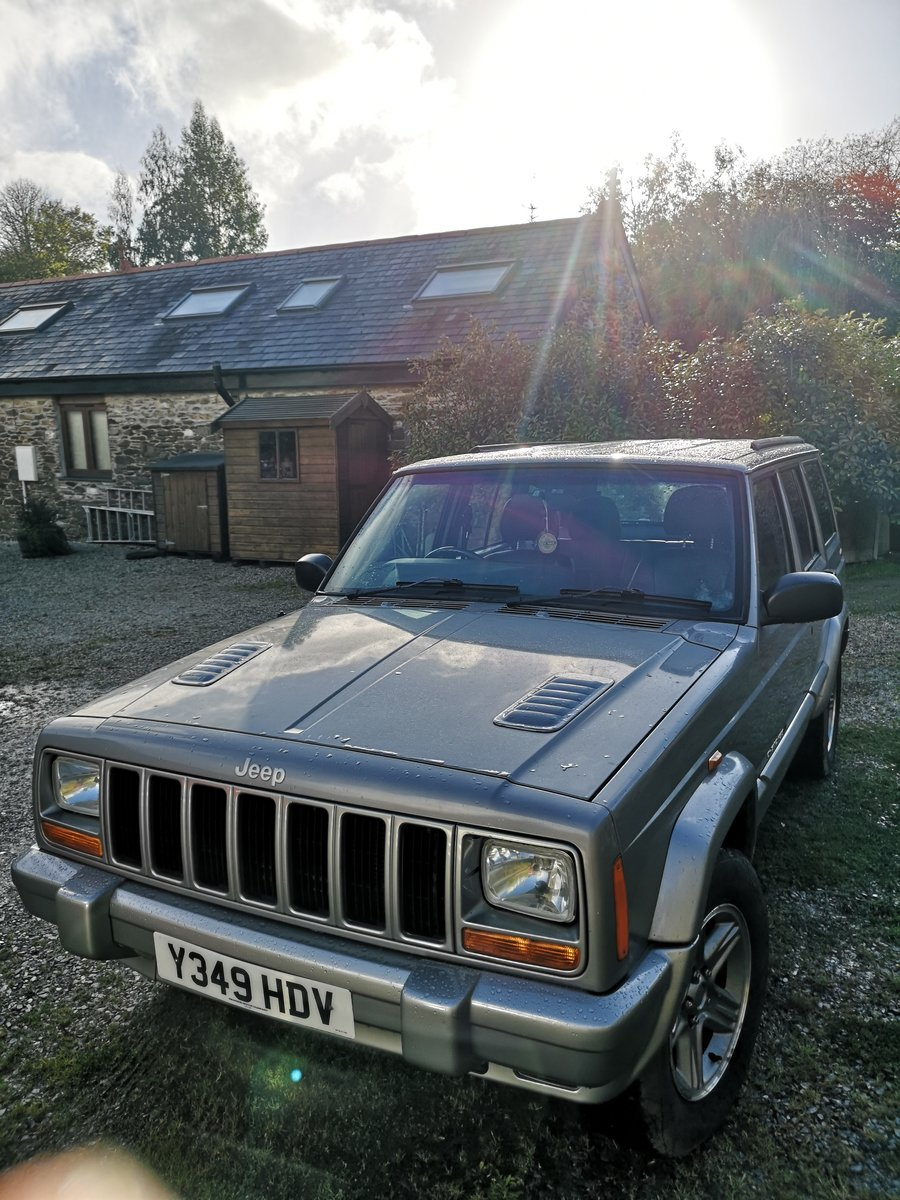 2001 Jeep cherokee XJ Orvis Edition 4.0 Low 63k Milage  For Sale (picture 6 of 6)