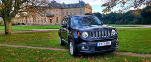 2017 JEEP RENEGADE 1.6 E-torQ Longitude, 5dr, Estate