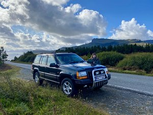 Jeep Grand Cherokee ZJ Limited Orvis Edition