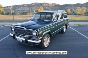Picture of 1982 Jeep Wagoneer Limited SOLD