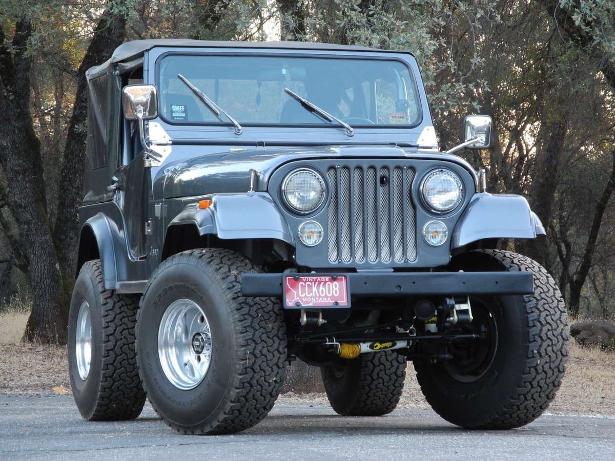 1979 One of a kind CJ5! For Sale (picture 1 of 6)