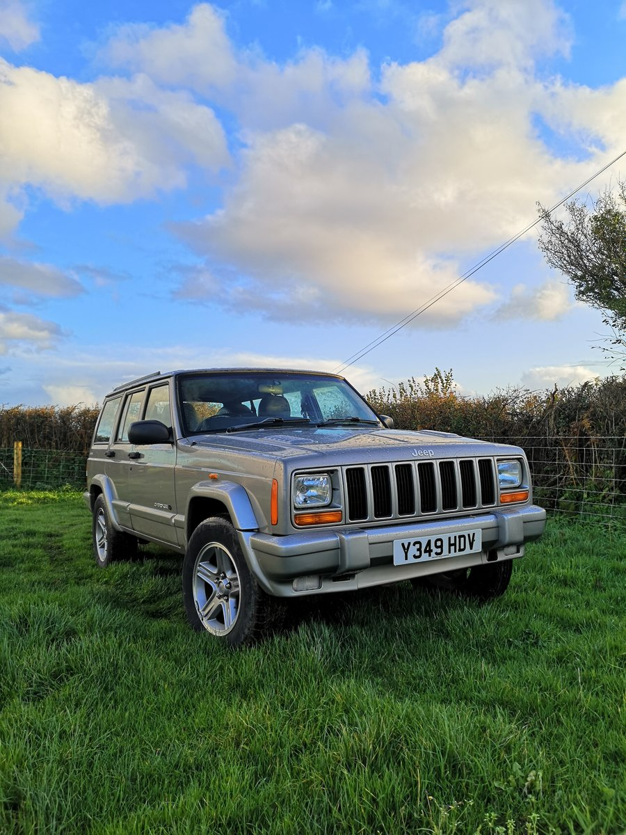 2001 Jeep cherokee XJ Orvis Edition 4.0 Low 63k Milage  For Sale (picture 1 of 6)