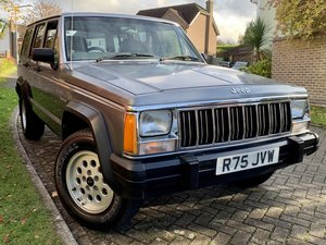 Picture of 1993 Jeep Cherokee XJ 2.5 Petrol