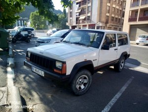 Picture of 1996 LHD Jeep Cherokee 2 Door Special