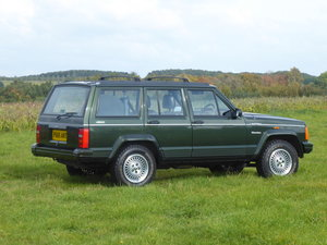 Jeep Cherokee XJ 4.0 Limited 64k Superb Example