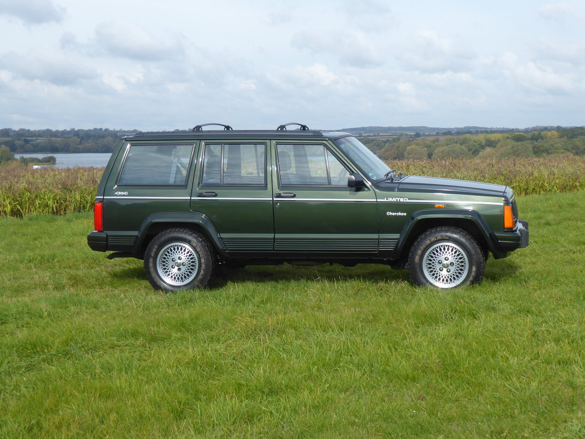 1996 Jeep Cherokee XJ 4.0 Limited 64k SOLD SIMILAR REQUIRED For Sale (picture 2 of 6)