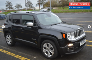 Picture of 2017  Jeep Renegade Limited M-JET 18,440 for auction 25th