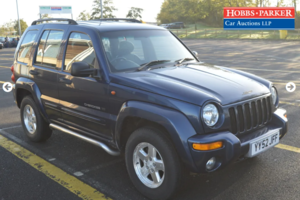 Picture of 2002  Jeep Cherokee 3.7 Limited 105,314 Miles auction 25th