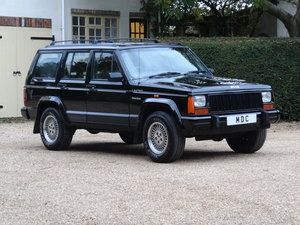 Cherokee XJ 4.0 Ltd 1 Owner 25 years Full History 72k