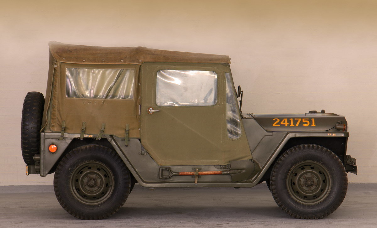 1964 Jeep M151 A1 Restored For Sale (picture 2 of 5)