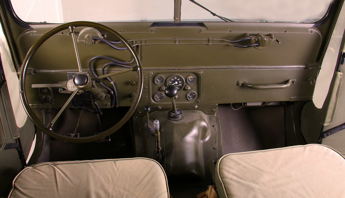 1964 Jeep M151 A1 Restored For Sale (picture 3 of 5)