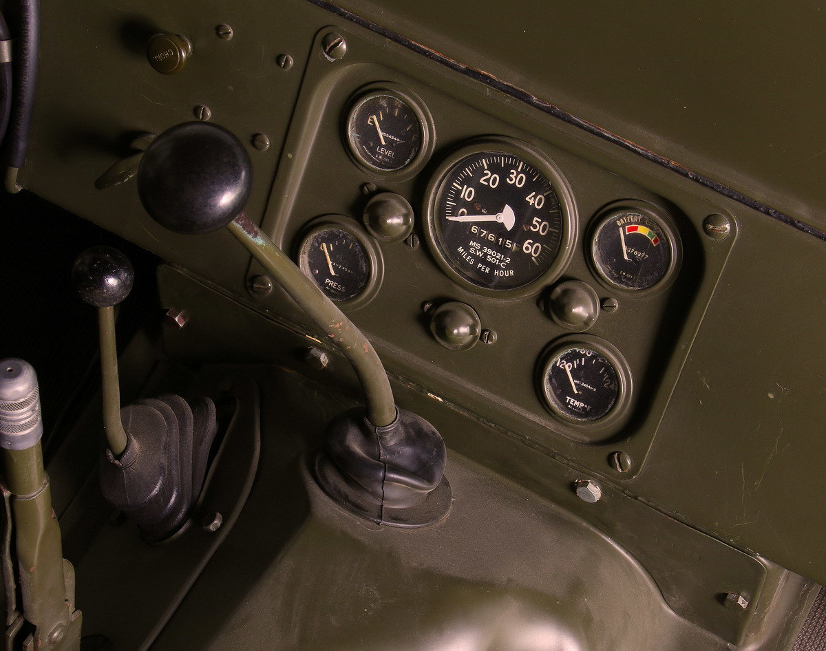1964 Jeep M151 A1 Restored For Sale (picture 4 of 5)