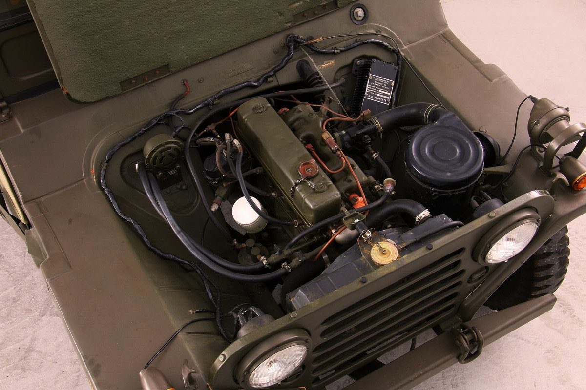 1964 Jeep M151 A1 Restored For Sale (picture 5 of 5)