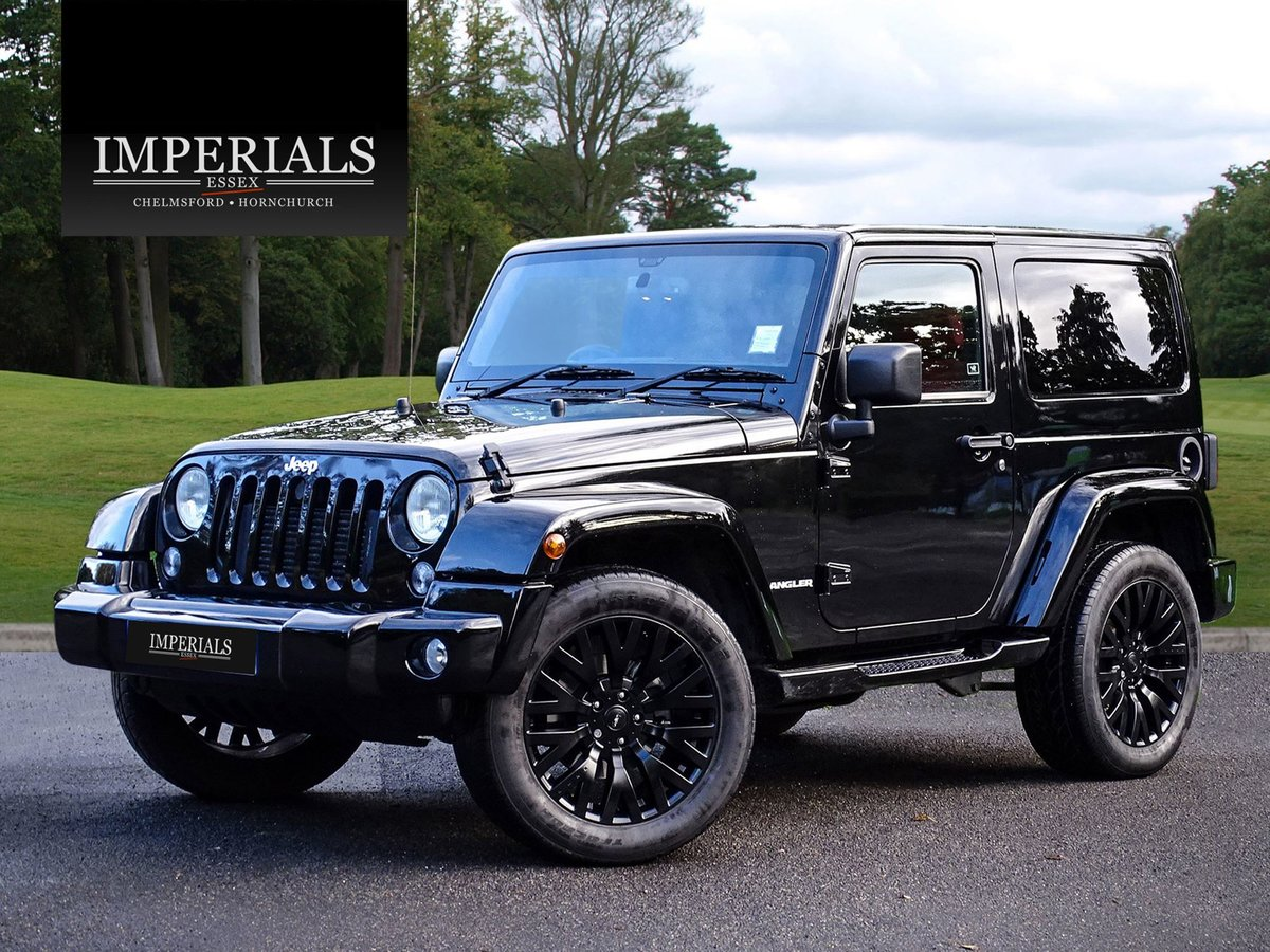 2015 JEEP WRANGLER For Sale (picture 1 of 20)