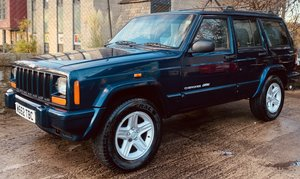 Picture of 2000 Jeep Cherokee XJ  Excellent Condition Full Service History