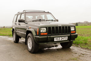 Jeep Cherokee Limited 4.0 Auto