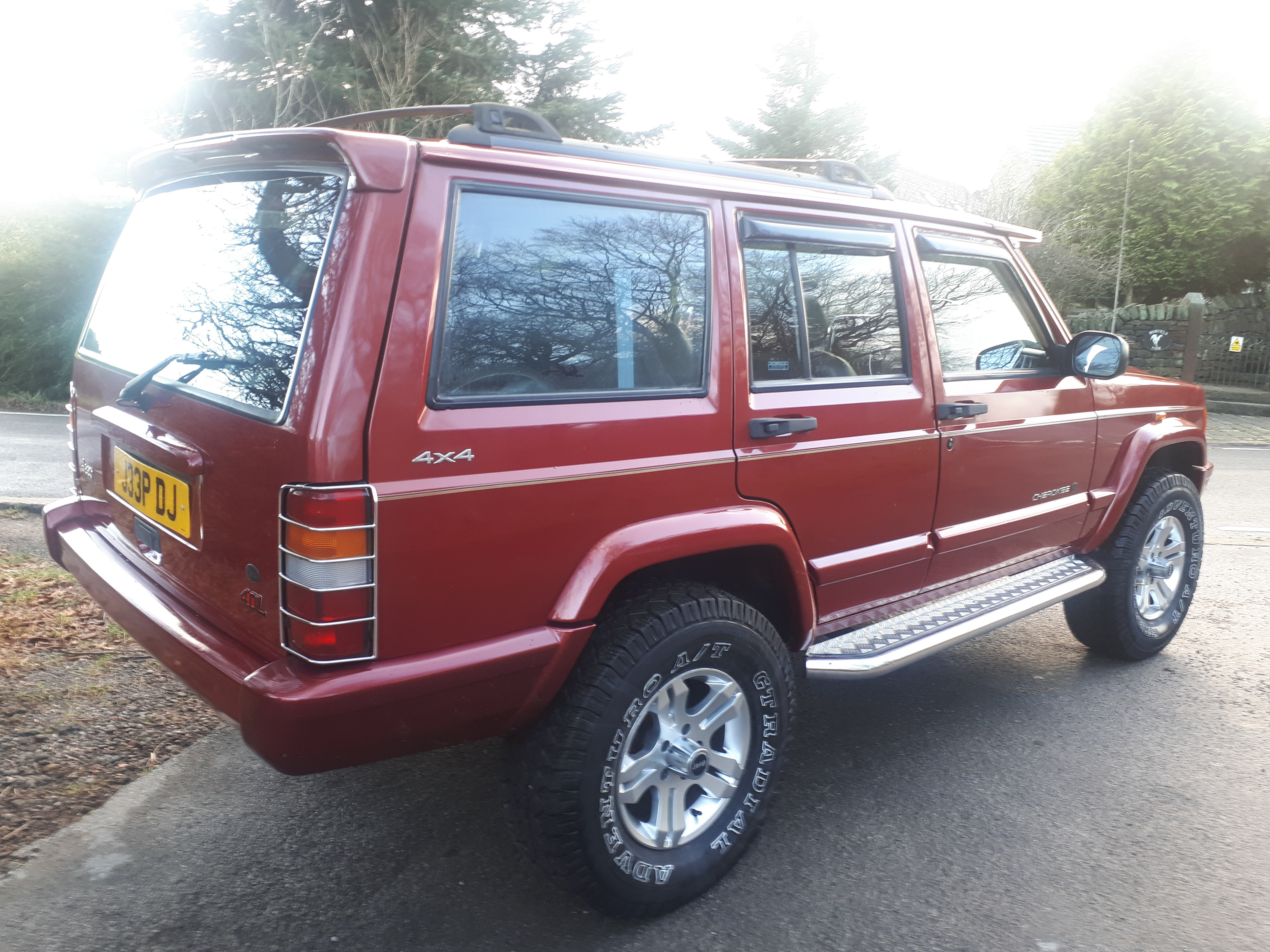 Picture of 1999 Jeep Cherokee orvis 4.0 petrol auto immaculate For Sale
